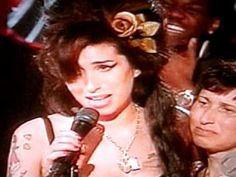 Amy Winehouse Stunned Reaction to Winning Record of Year