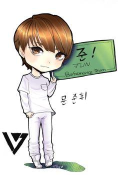 Jun Fan Art