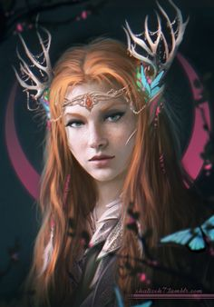 Keyleth from Critical Role. by shalizeh7.tumblr