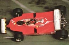 Belgian Grand Prix, Gilles Villeneuve, Ferrari F1, Car And Driver, Formula One, Auto Racing, Race Cars, Coins, Wheels