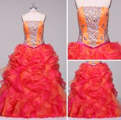 Ball Gown Prom Dresses  $289.49