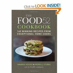The Food52 Cookbook: 140 Winning Recipes from Exceptional Home Cooks    http://foodbookfair.com/  @Food Book Fair  #FoodBookFair