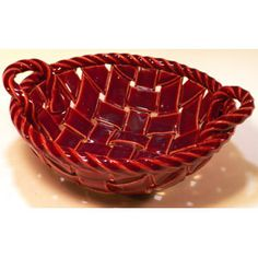 woven clay baskets - Google Search