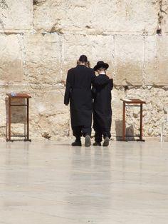 Around The World In 80 Days, Around The Worlds, Israel, Orthodox Jewish, Western Wall, Shabbat Shalom, Jewish Art, David, Faith