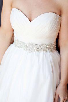Bridal Belt Inspiration. Source: etsy #bridalbelt