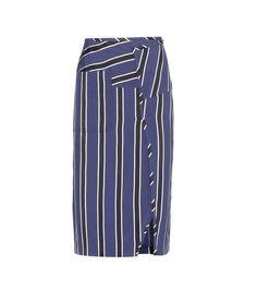 ACNE STUDIOS Karlotta Striped Skirt.  acnestudios  cloth  skirts Acne  Studios, Rock b418ec3dadf