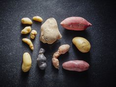 A potato does not always look like a potato… or does it?