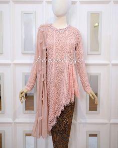 Kebaya Modern Hijab, Model Kebaya Modern, Kebaya Hijab, Kebaya Muslim, Kebaya Lace, Kebaya Dress, Batik Kebaya, Dress Pesta, Hijab Dress Party