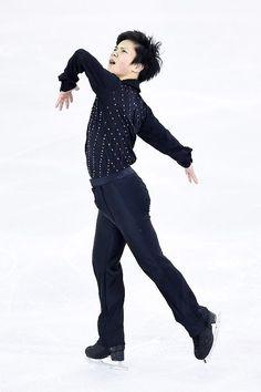 Shoma Uno / figureskater. Junior Grand Prix of Figure Skating Final