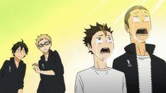 Which Member of Karasuno is Your Soulmate? - Quiz Haikyuu Kageyama, Hinata, Tanaka Haikyuu, Daichi Sawamura, Nishinoya Yuu, Haikyuu Funny, Haikyuu Anime, Tsukishima Kei, Sugawara Koushi