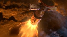 Martian storm sequence on Behance Rendering Software, Fire Works, Sci Fi Films, The Martian, Visual Effects, Behance, Mars, Special Effects