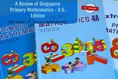 Singapore Primary Ma