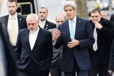 Iran News Report: Tehran Will Start Using Fastest Centrifuges Before Ink Dries On Deal…  --------------------------------------------------- If accurate, the report makes a mockery of the world powers' much-hailed framework agreement with Iran, since such a move clearly breaches the US-published terms of the deal, and would dramatically accelerate Iran's potential progress to the bomb.
