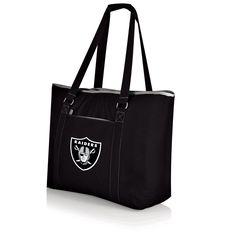 Oakland Raiders Cooler Tote & Beach Bag