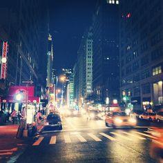 #taxi lights #city lights