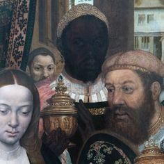Unknown Artist  Adoration of the Magi  Netherlands (c. 1520)  Gemäldegalerie, Staatliche Museen, Berlin.