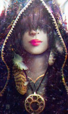 F A R E W E L L by tincek-marincek.deviantart.com on @deviantART #digital #art #fantasy