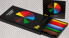 The Psychology Of Color, Summed Up In A Box Of Pencils | Co.Design | business + design