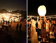 Outdoor Bohemian Wedding - Inspired By This ✿ ☺ ✿