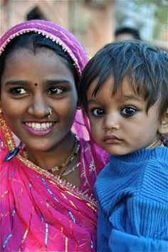 Mother and child We Are The World, People Around The World, Beautiful World, Beautiful People, Indian People, Wale, Interesting Faces, Mother And Child, Mothers Love