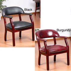 Aragon Captain's Guest Arm Chair