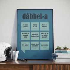dialægt-dåbbel-a-plakat-skrivebord
