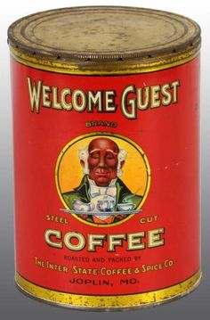 Welcome Guest Brand Coffee