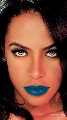 This pic is so amazing! Beautiful Black Girl, Beautiful Eyes, Beautiful People, Beautiful Women, Aaliyah Miss You, Rip Aaliyah, Aaliyah Haughton, Hip Hop And R&b, Female Singers