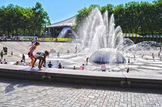 The Seattle Center International Fountain - A Million Cool Things to Do Seattle Seattle Washington, Washington State, Things To Do Seattle, Sleepless In Seattle, Emerald City, Girly Girl, Fountain, Cities, Places To Go
