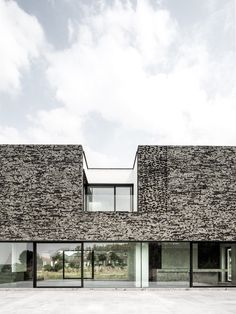 HOUSE IN AALST by Pascal Francois Architects