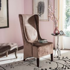 High Backaccent Chairs Living Room Chairs Create An Inviting Amazing High Back Living Room Chair 2018