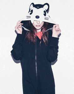 Kuro Onesie, Drop Dead Clothing