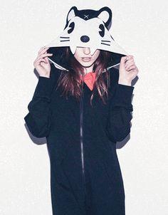 Drop Dead, Kuro Onesie - £50  #DDXMASWISHLIST