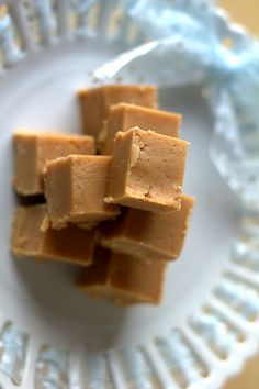 Peanut Butter Fudge (did I pin this already?)