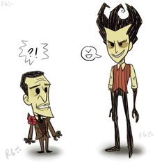 don't starve wilson - Google Search