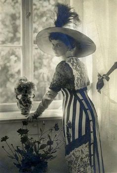 Edwardian Fashion,