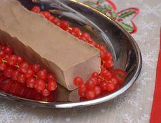 Patè di anatra e ribes rosso