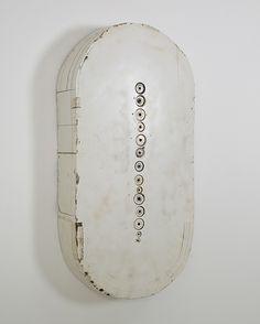 Hiroyuki Hamada: #42, 35 x 17 1/2 x 6 inches, 2000-2003