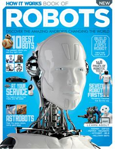 How It Works Book of Robots | BlackPerl