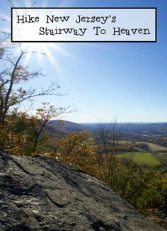 This Appalachian Trail hike may be the most beautiful in New Jersey. #hiking #nj…