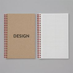 Design Journal by REDSTARink on Etsy
