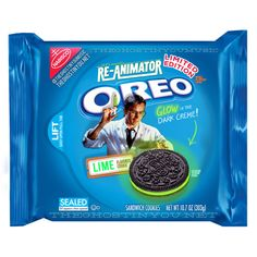 Horror OREO Limited Edition Flavors Created by... - Terror Freak ...