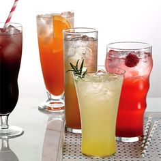 DIY Drinks http://www.womenshealthmag.com/food/healthy-homemade-soda?slide=1