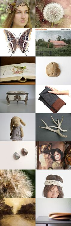 Unique Summer Gift Ideas by Xena on Etsy--Pinned+with+TreasuryPin.com