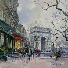 Robert Ricart: Paris