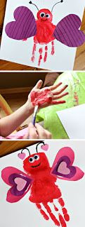 10 Easy Valentines Crafts for Kids to Make