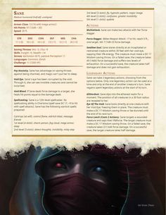 Post with 303 votes and 70702 views. The King's Army - A D&D Monster Pack Dungeons And Dragons 5e, Dungeons And Dragons Homebrew, Mythological Creatures, Fantasy Creatures, Skyrim, Dnd Stats, Create Your Own Adventure, Beast Creature, Dnd 5e Homebrew