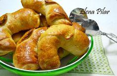 Mi Recetario por Elena Pilar: Cachitos venezolanos de jamón y queso (Thermomix)