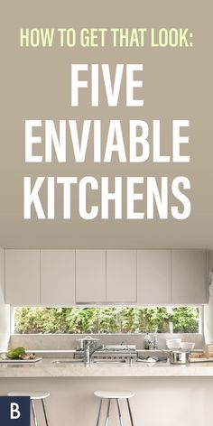 You�ve seen your dream kitchen in a design magazine or TV show. Here's how to get it.