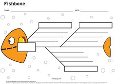 Blank fishbone diagram graphic organizer fish bone six sigma looking for a cause and effect graphic organizer explore cause and effect using this cause and effect fishbone graphic organizer ccuart Choice Image